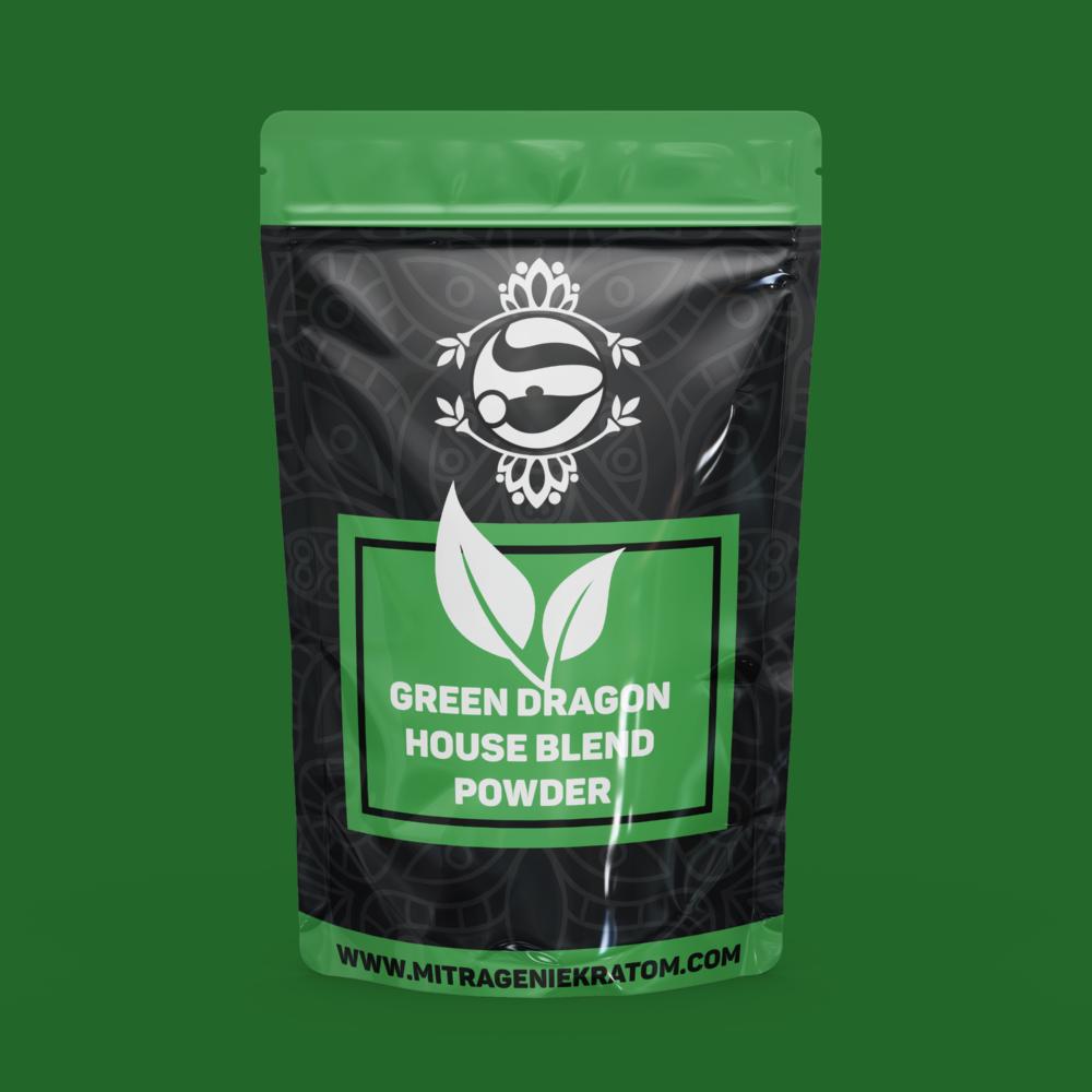 Green Dragon House Blend Powder