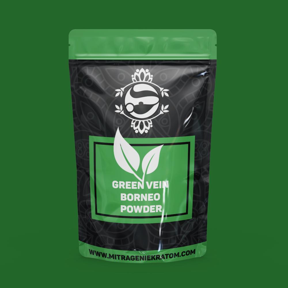 Green Vein Borneo Powder