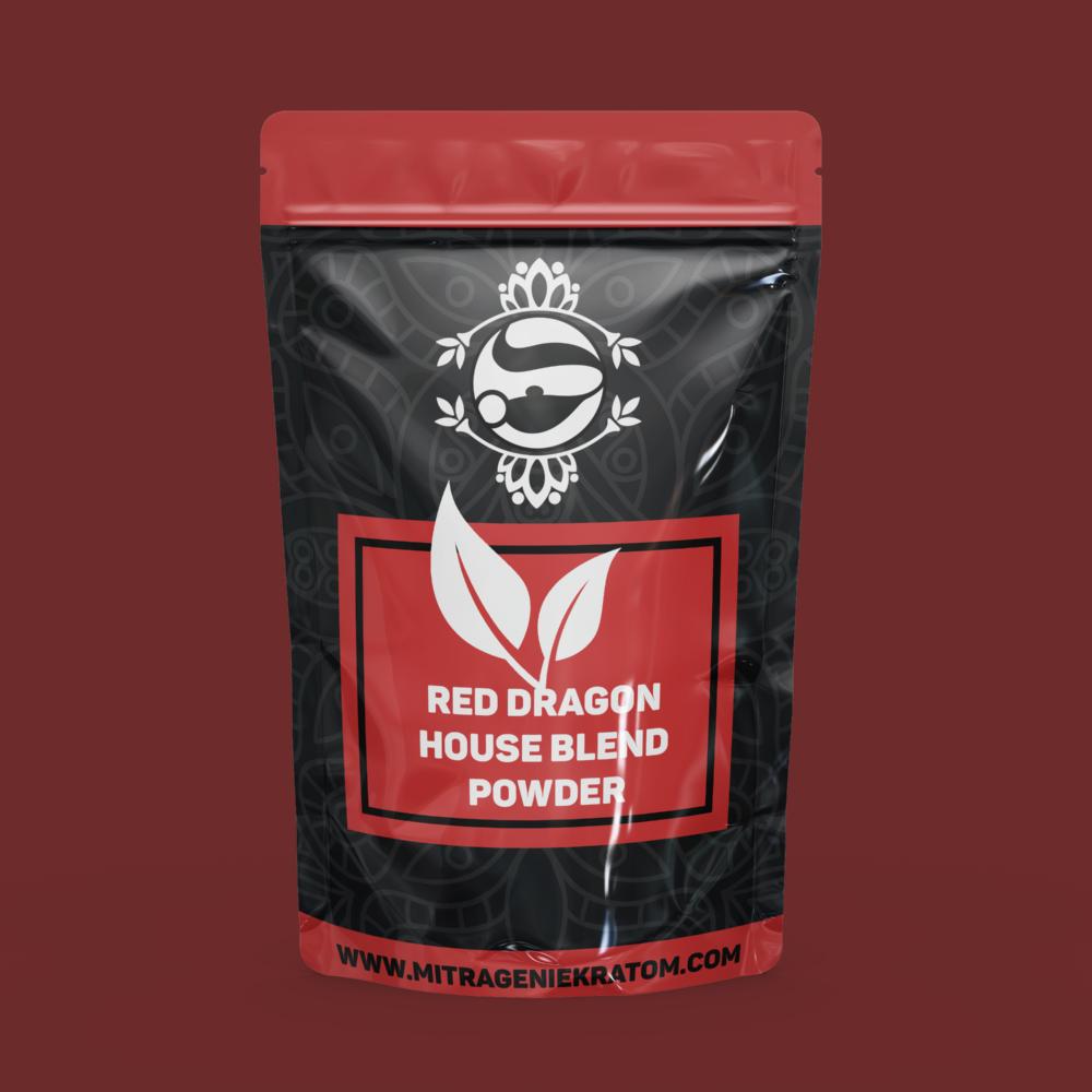 Red Dragon House Blend Powder