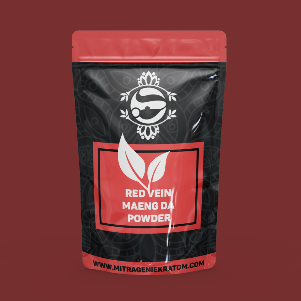 Red Vein Maeng Da Powder