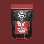 Red Wizard House Blend Powder