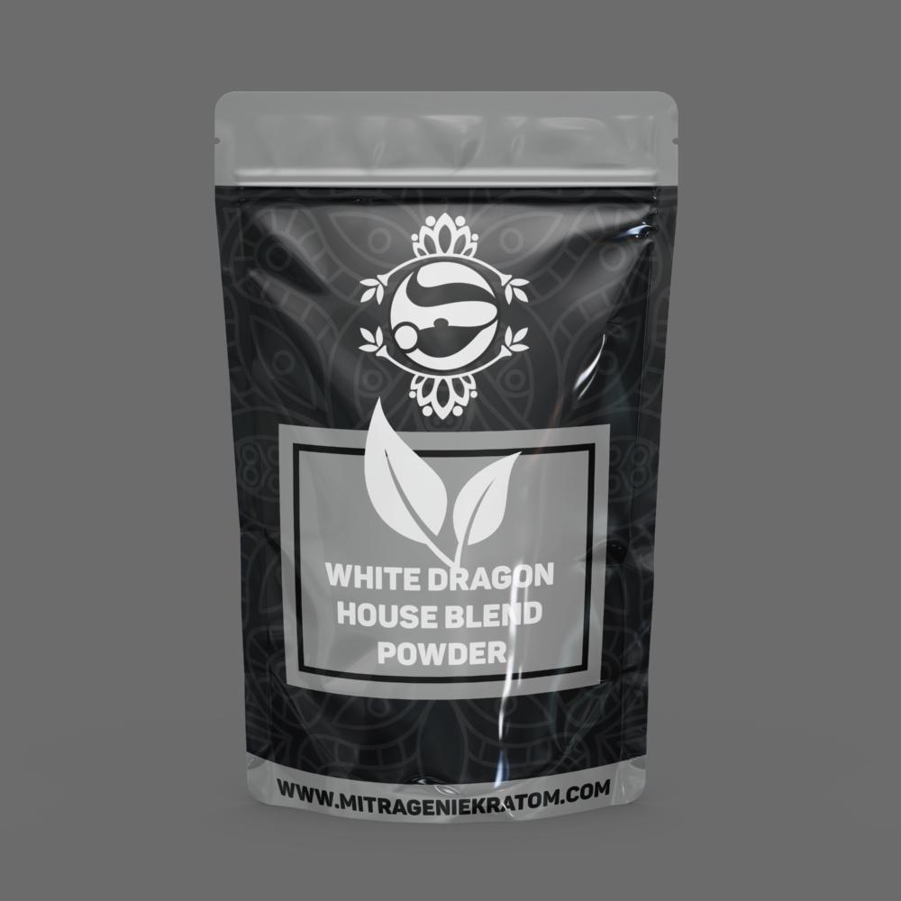 White Dragon House Blend Powder