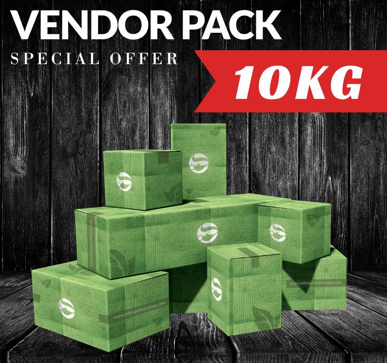 Vendor Pack 10KG