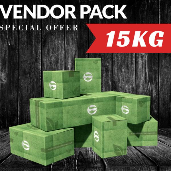 Vendor Pack 15KG