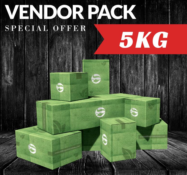 Vendor Pack 5KG
